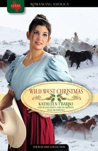 book cover of Wild West Christmas
