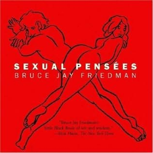 book cover of Sexual Pensees