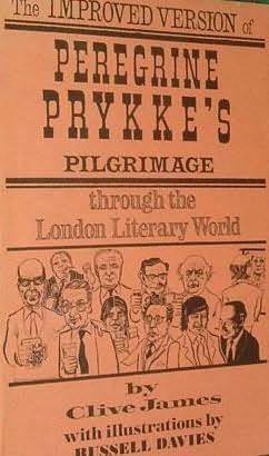 book cover of Peregrine Prykke\'s Pilgrimage Through the London Literary World