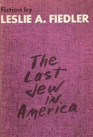 book cover of The Last Jew in America