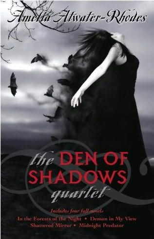 book cover of The Den of Shadows Quartet