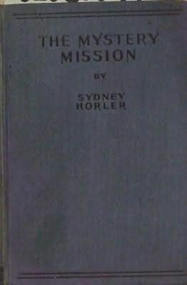 book cover of The Mystery Mission