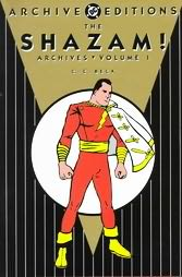 book cover of The Shazam Archives Volume 1