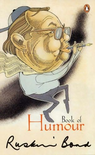 book cover of Ruskin Bond\'s Book of Humour