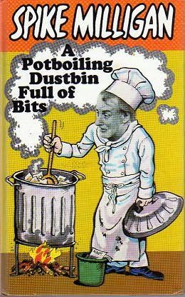 book cover of A Potboiling Dustbin Full of Bits