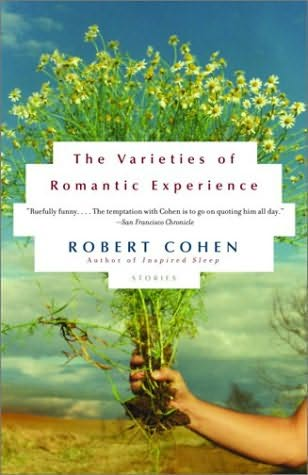 book cover of The Varieties of Romantic Experience