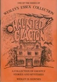 book cover of Haunted Clacton