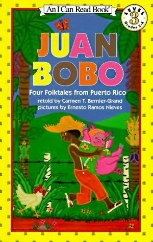 book cover of Juan Bobo