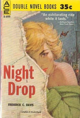 book cover of High Heel Homicide / Night Drop