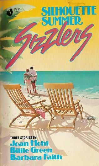 book cover of Silhouette Summer Sizzlers