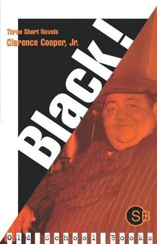 book cover of Black! Three Short Novels
