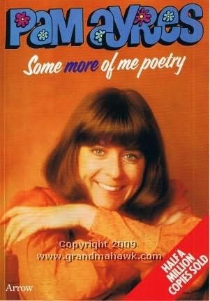 book cover of Some More of Me Poetry