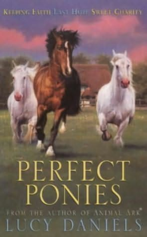 book cover of Perfect Ponies