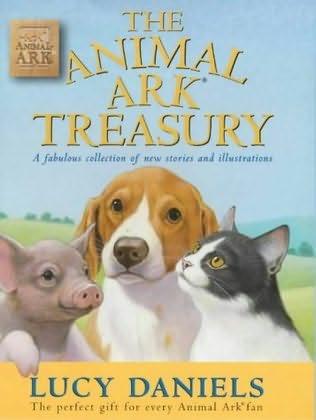 book cover of The Animal Ark Treasury