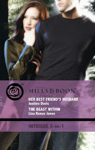 book cover of Her Best Friend\'s Husband / Beast within