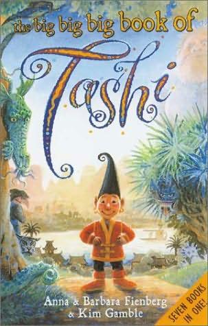 book cover of The Big Big Big Book of Tashi