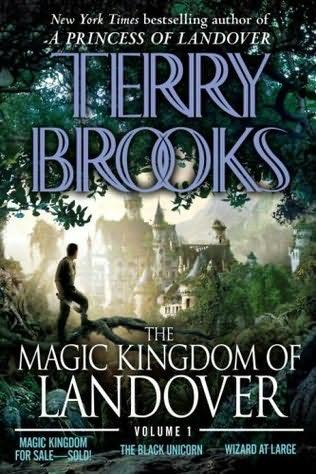 book cover of The Magic Kingdom of Landover Volume 1