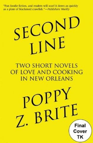 book cover of Second Line