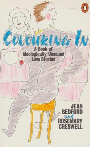 book cover of Colouring in