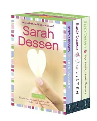 book cover of The Sarah Dessen Gift Set