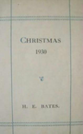 book cover of Christmas 1930