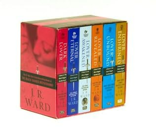 book cover of J.R. Ward Box Set