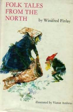 book cover of Folk Tales from the North