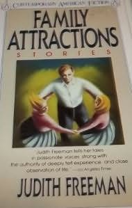 book cover of Family Attractions