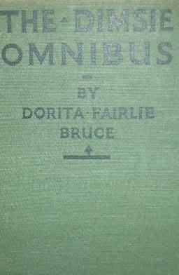 book cover of The Dimsie Omnibus