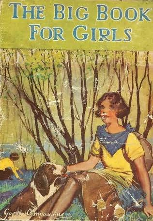 book cover of The Big Book For Girls