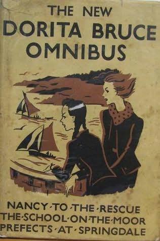 book cover of The New Dorita Bruce Omnibus