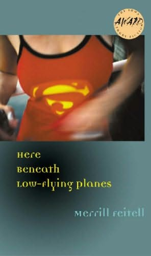book cover of Here Beneath Low-flying Planes