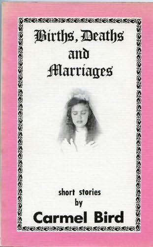 book cover of Births, Deaths and Marriages