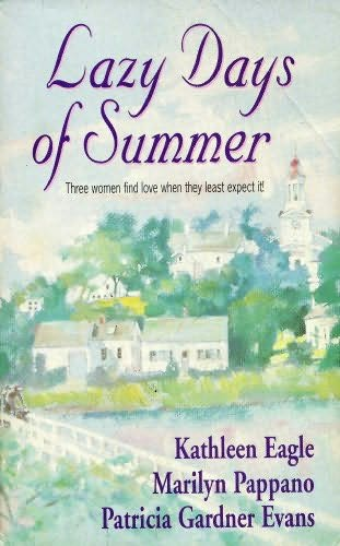 book cover of Lazy Days of Summer