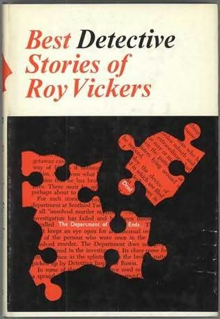 book cover of Best Detective Stories of Roy Vickers