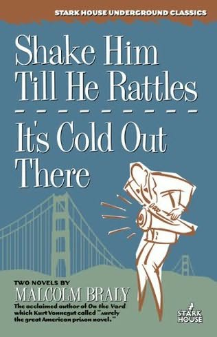 book cover of Shake Him Till He Rattles / It\'s Cold Out There