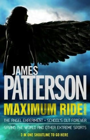book cover of Maximum Ride Omnibus