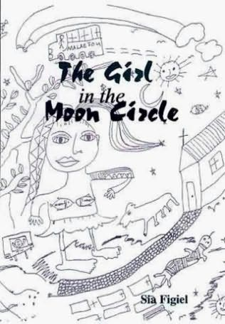 book cover of The Girl in the Moon Circle