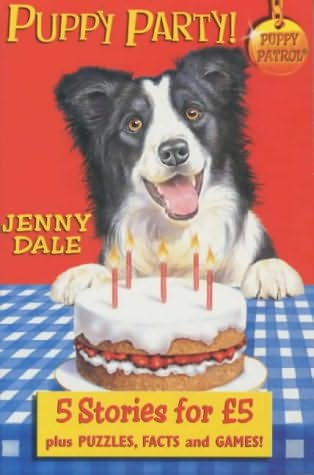 book cover of Puppy Party!