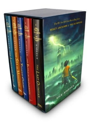 percy jackson and the olympians book 1 pdf