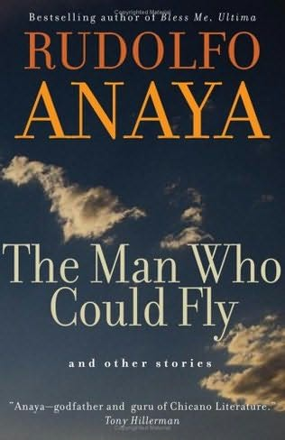book cover of The Man Who Could Fly