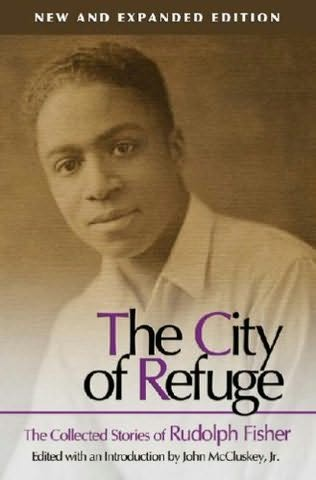 book cover of The City of Refuge