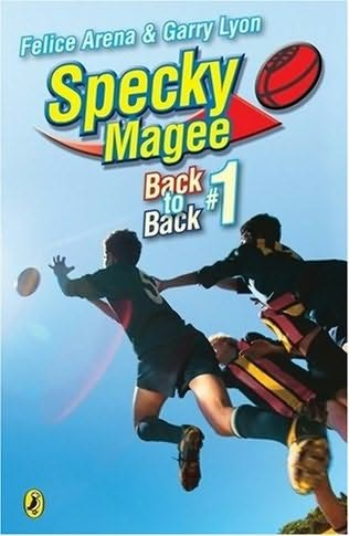 book cover of Specky Magee : Back to Back 1
