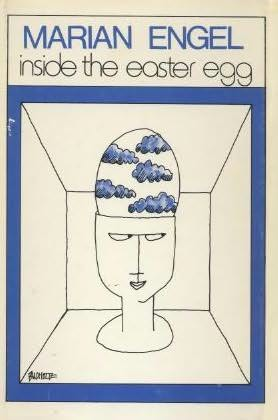 book cover of Inside the Easter Egg