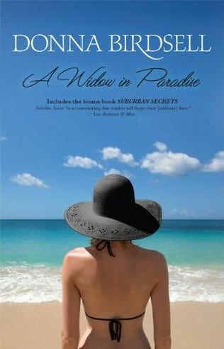 book cover of A Widow in Paradise