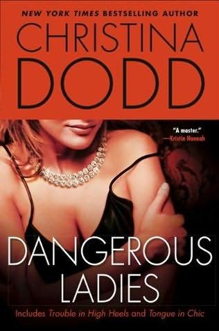 book cover of Dangerous Ladies