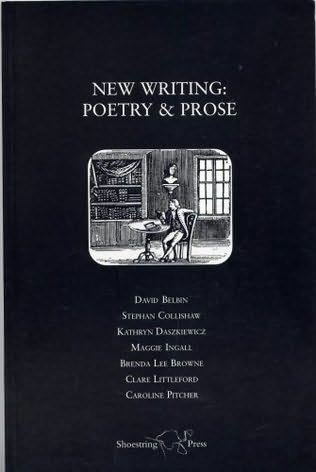 book cover of New Writing