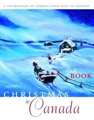 book cover of Christmas in Canada