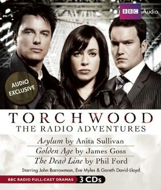 book cover of Torchwood: The Radio Adventures