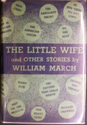 book cover of The Little Wife and Other Stories